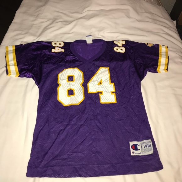 check out 51c0e 16699 Minnesota vikings randy moss jersey 14/16